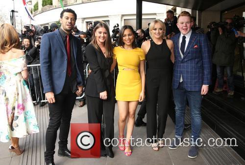 Dean Fagan, Brooke Vincent, Tisha Merry, Katie Mcglynn and Colson Smith 3