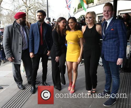 Dean Fagan, Brooke Vincent, Tisha Merry, Katie Mcglynn and Colson Smith 1
