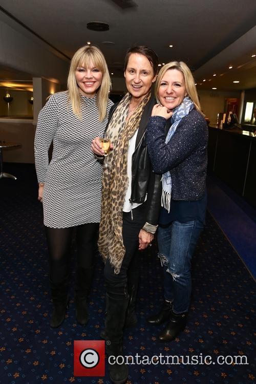Kate Thornton and Carol Mcgiffin 2