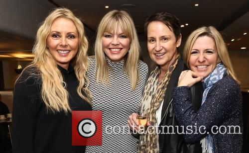 Carol Vorderman, Kate Thornton and Carol Mcgiffin 9