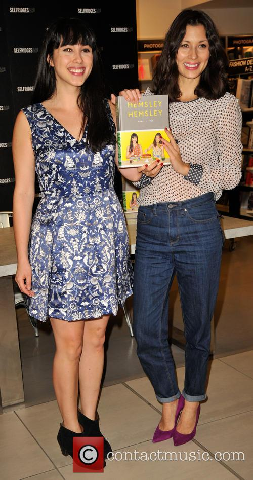 Melissa Hemsley and Jasmine Hemsley 1