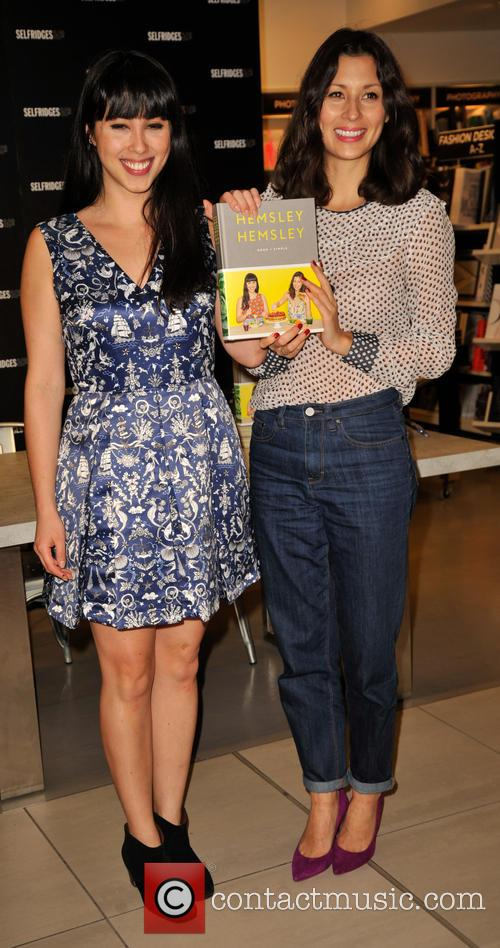 Melissa Hemsley and Jasmine Hemsley 2