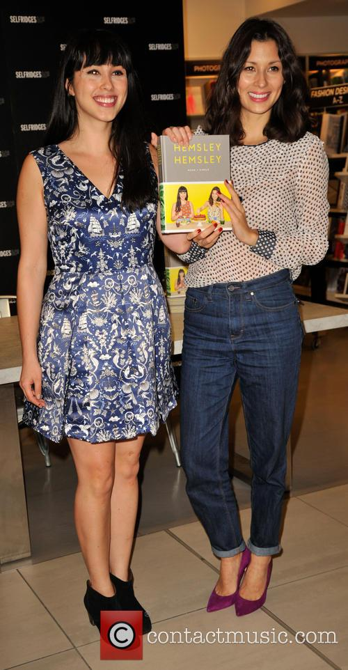 Melissa Hemsley and Jasmine Hemsley 3