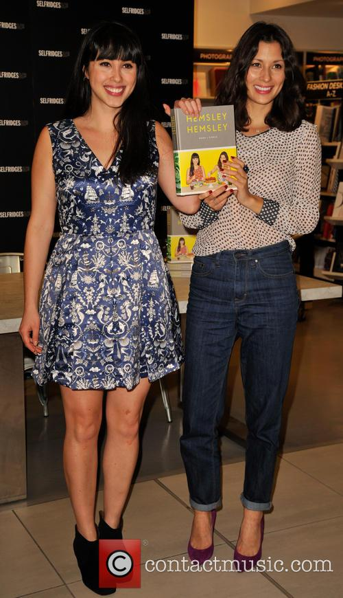 Melissa Hemsley and Jasmine Hemsley 4