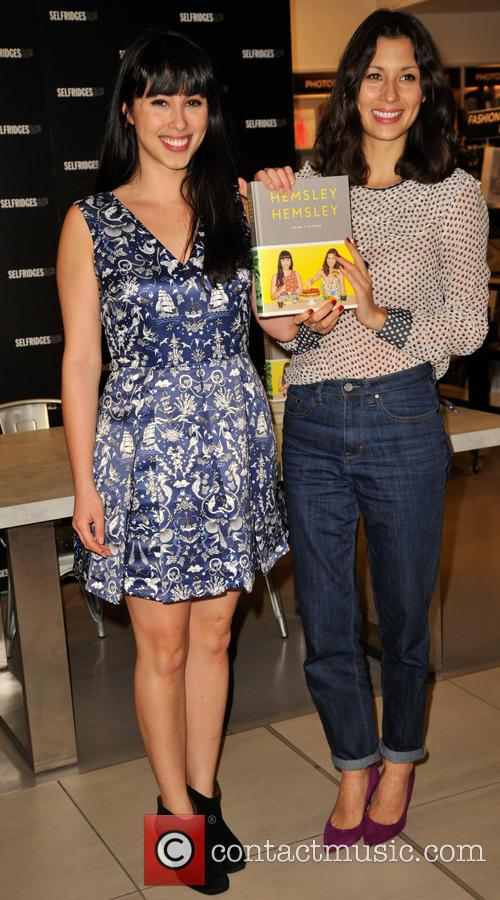 Melissa Hemsley and Jasmine Hemsley 5