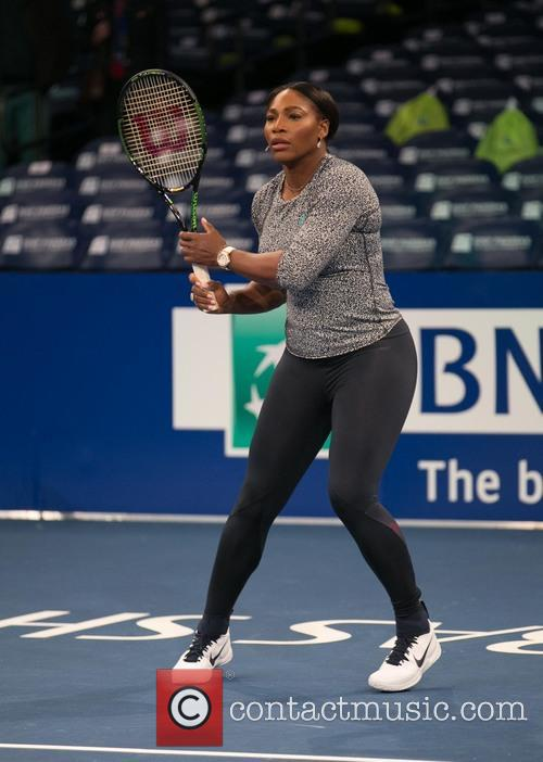 Serena Williams Revealed Her Pregnancy By Accident
