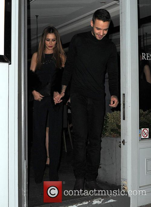 Cheryl Fernandez-versini and Liam Payne 1