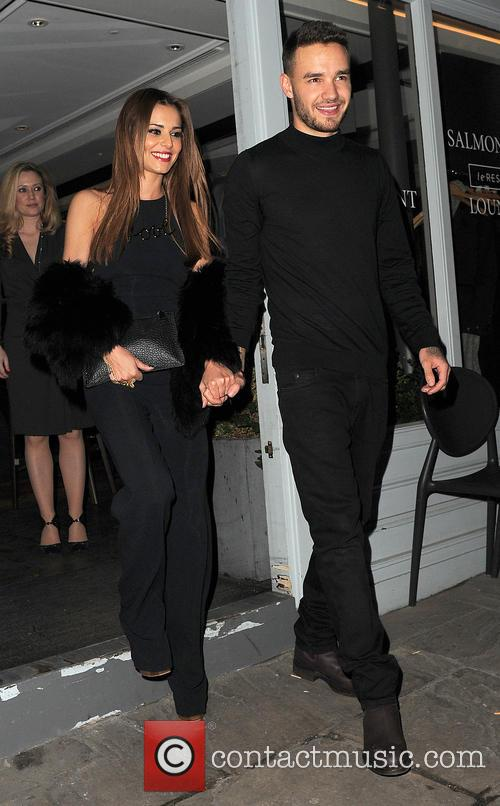 Cheryl Fernandez-versini and Liam Payne 7