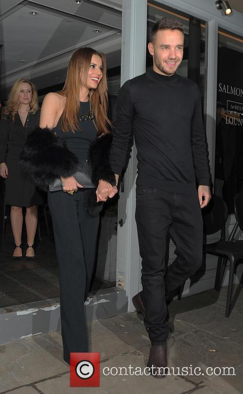 Cheryl Fernandez-versini and Liam Payne 9