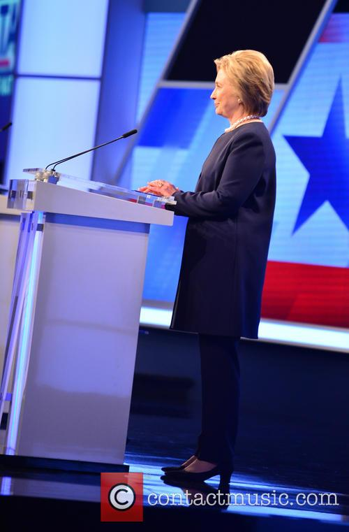 Presidential Candidate Hillary Rodham Clinton 3