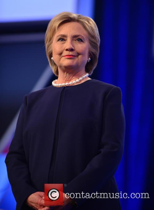 Presidential Candidate Hillary Rodham Clinton 4