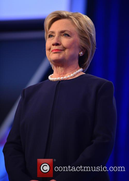 Presidential Candidate Hillary Rodham Clinton 6