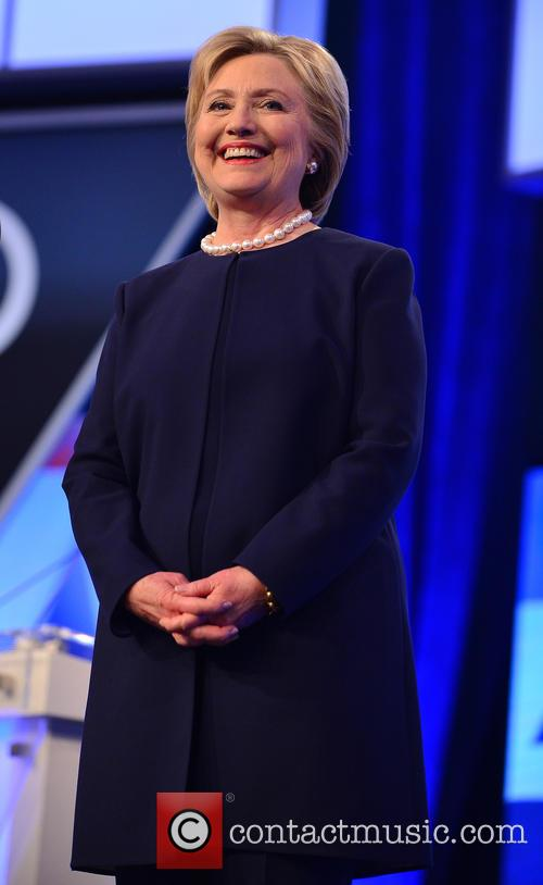 Presidential Candidate Hillary Rodham Clinton 7