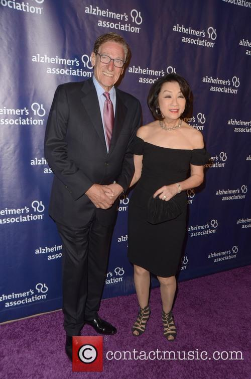 Maury Povich and Connie Chung 1