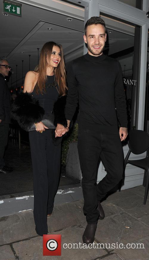 Cheryl Fernandez-versini, Cheryl Cole and Liam Payne 4