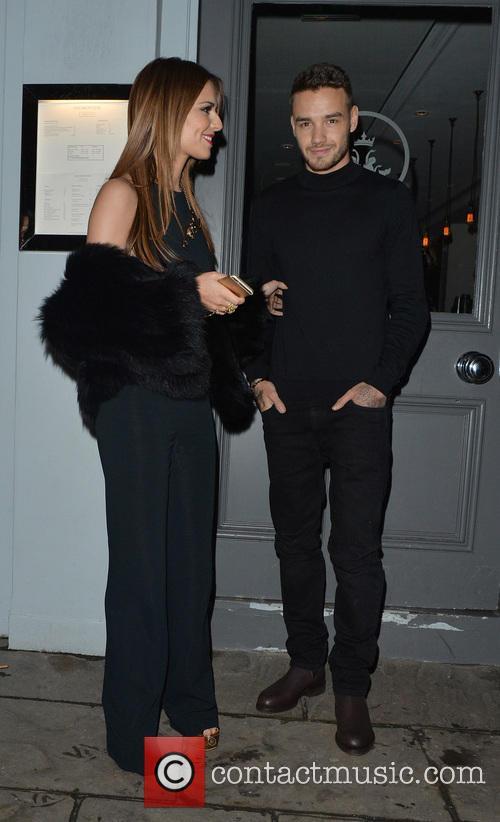 Cheryl Fernandez-versini, Cheryl Cole and Liam Payne 10
