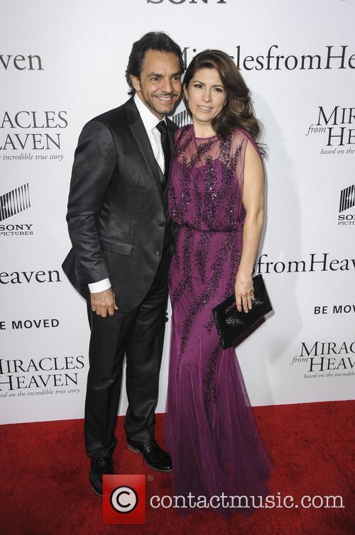 Eugenio Derbez and Alessandra Rosaldo 1