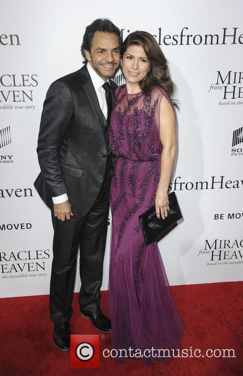 Eugenio Derbez and Alessandra Rosaldo 2