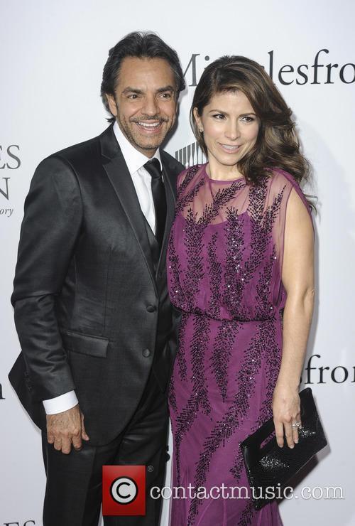 Eugenio Derbez and Alessandra Rosaldo 3