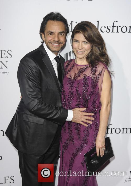Eugenio Derbez and Alessandra Rosaldo 4