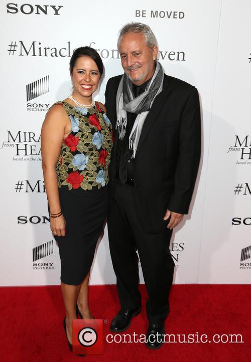 Patricia Riggen and Checco Varese 6