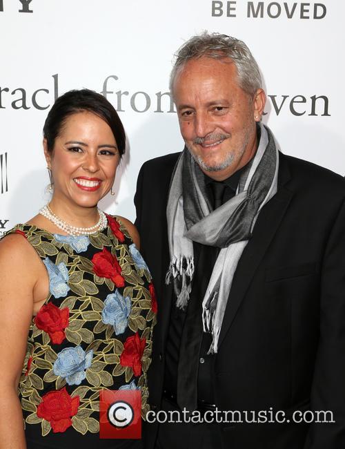Patricia Riggen and Checco Varese 7