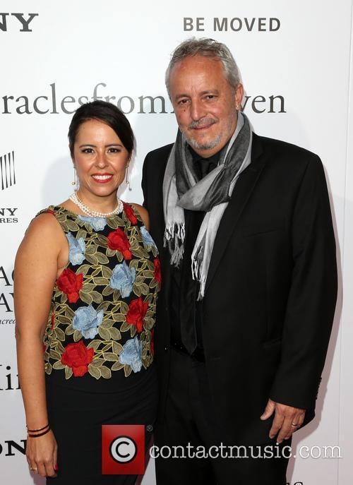 Patricia Riggen and Checco Varese 9