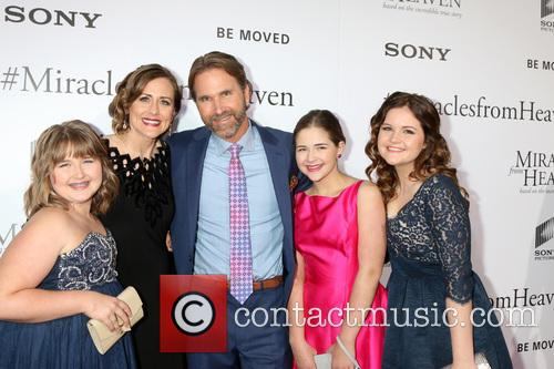 Abigail Beam, Christy Beam, Kevin Beam, Anabel Beam and Adelynn Beam 1