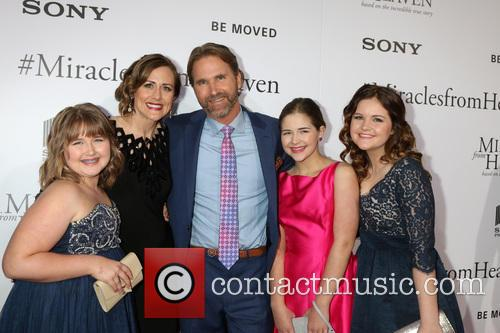 Abigail Beam, Christy Beam, Kevin Beam, Anabel Beam and Adelynn Beam 2
