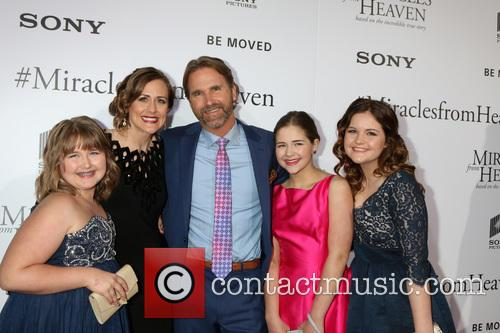 Abigail Beam, Christy Beam, Kevin Beam, Anabel Beam and Adelynn Beam 3