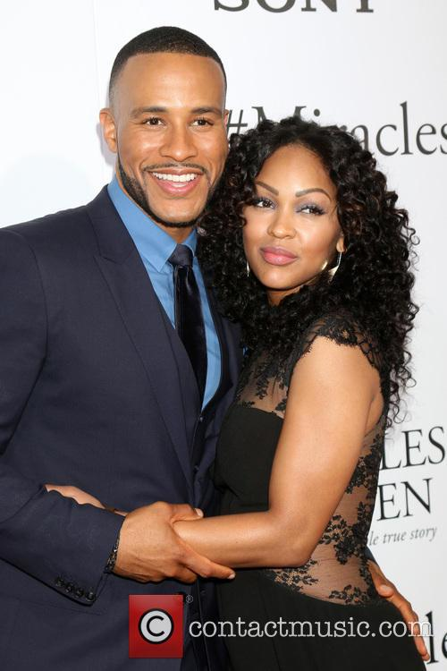 Devon Franklin and Meagan Good 5