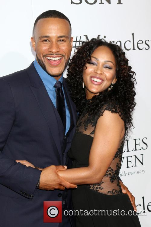 Devon Franklin and Meagan Good 6