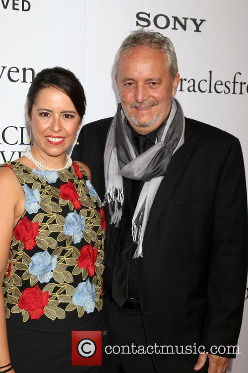 Patricia Riggen and Checco Varese 6