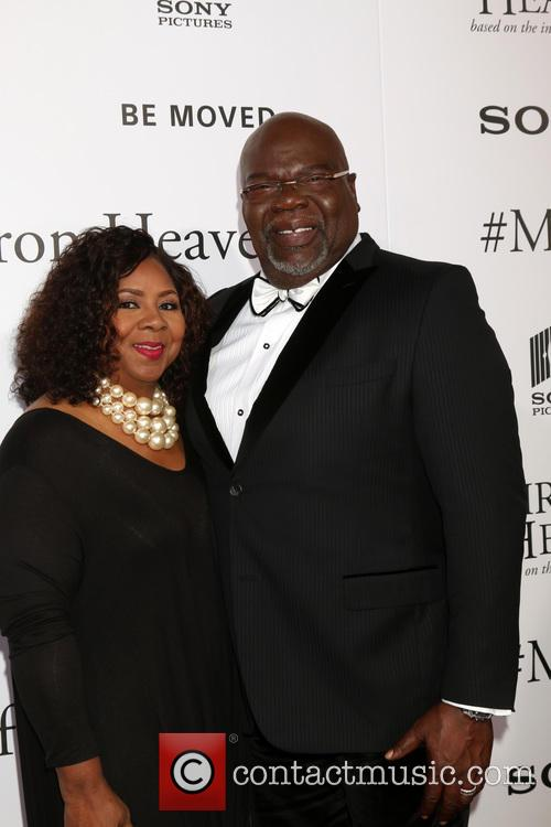 Serita Jakes and T. D. Jakes 2