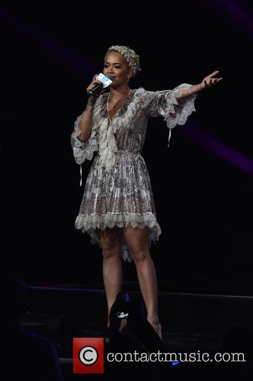 Rita Ora Speaks About