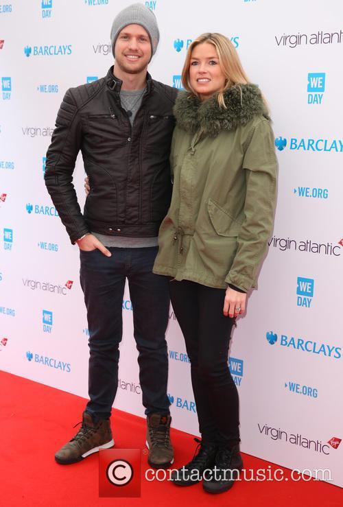 Sam Branson and Isabella Branson