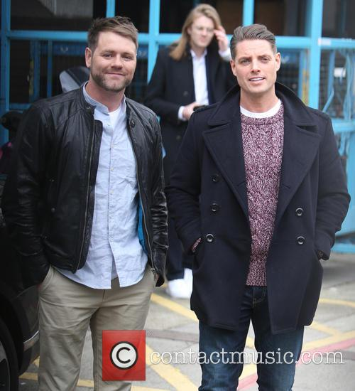 Brian Mcfadden and Keith Duffy 9