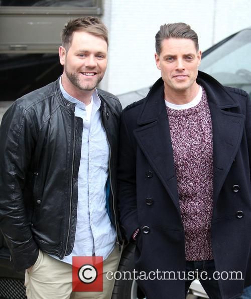 Brian Mcfadden and Keith Duffy 10