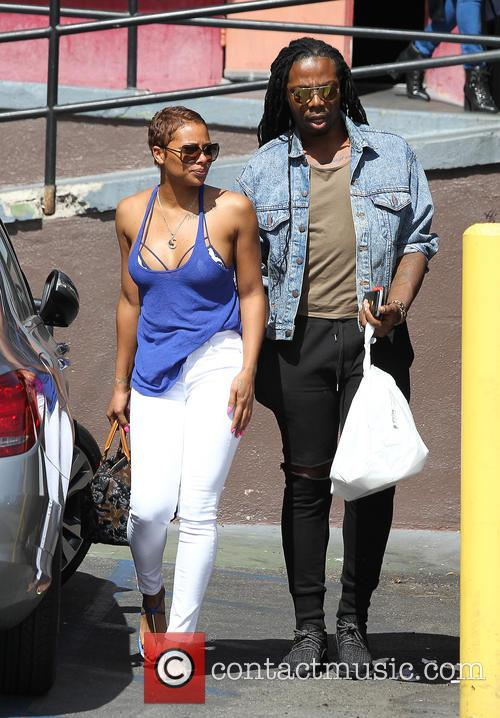 Eva Marcille and Ej King 1