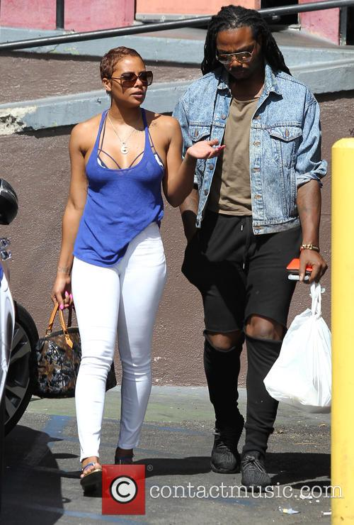 Eva Marcille and Ej King 2