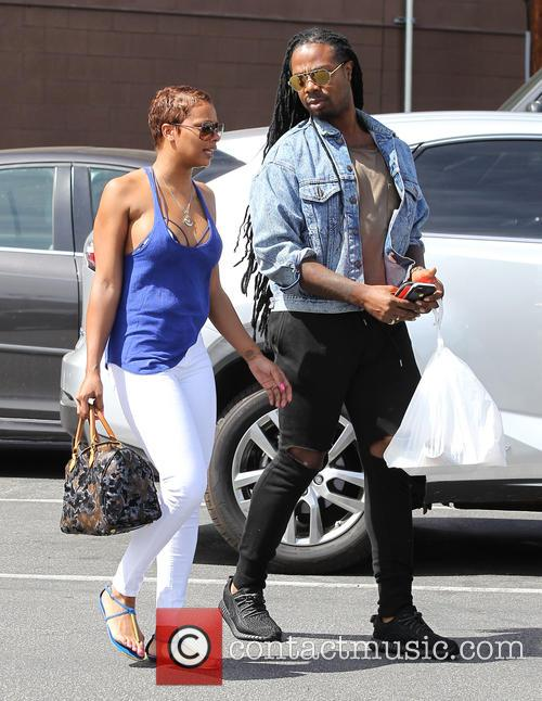 Eva Marcille and Ej King 4