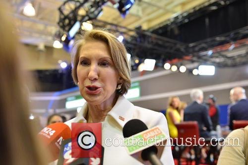 Former Republican Presidential Candidate Carly Fiorina 2