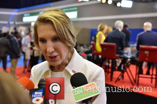 Former Republican Presidential Candidate Carly Fiorina 3