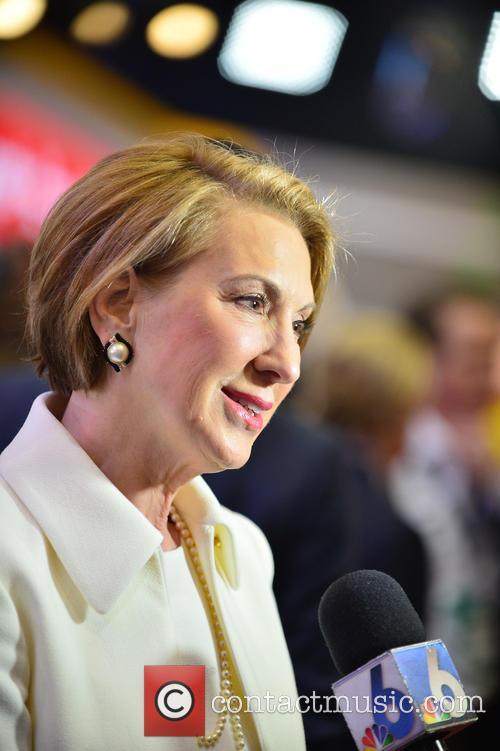 Former Republican Presidential Candidate Carly Fiorina 7