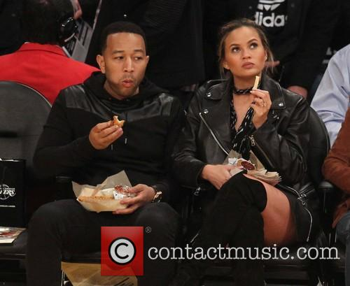John Legend and Chrissy Teigen 3