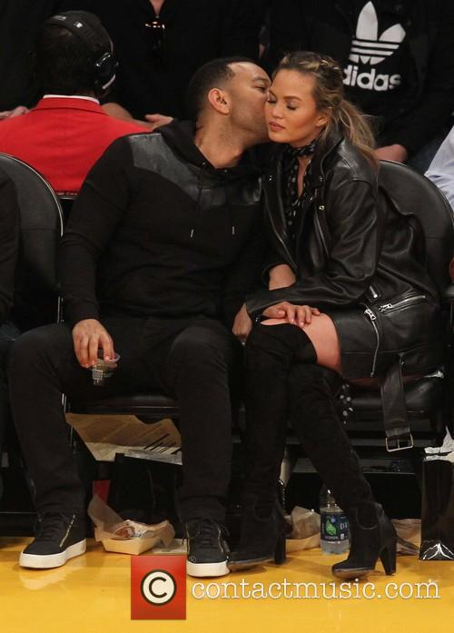 John Legend and Chrissy Teigen 7