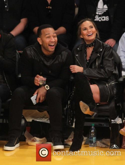 John Legend and Chrissy Teigen 11