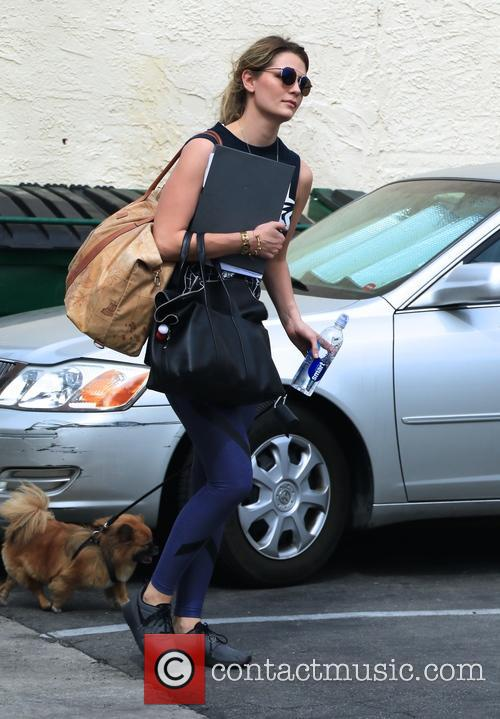 Mischa Barton and Ziggy 4
