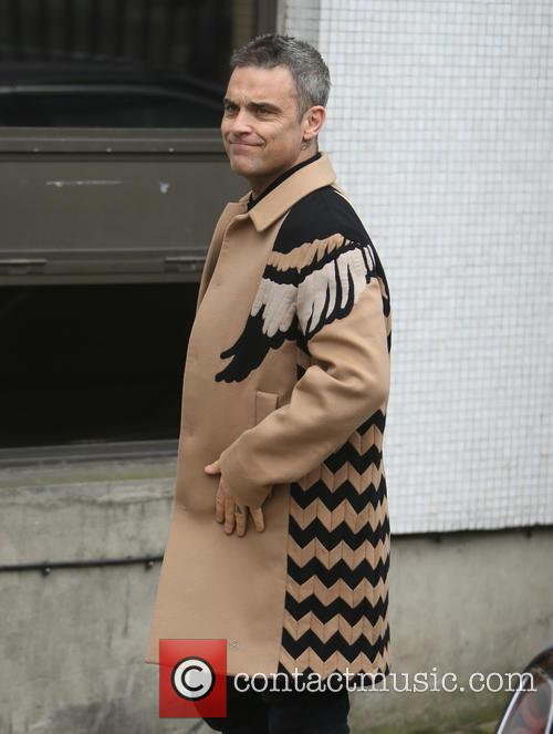 Is Robbie Williams Set To Join 'The Voice'?