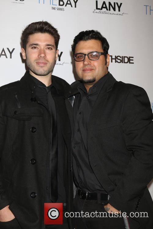 Kristos Andrews and Gregori J Martin 2
